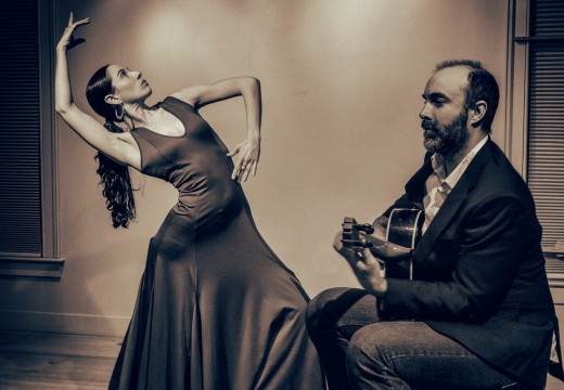 Flamenco music is fire, emotion