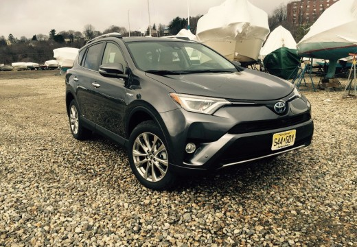 On the Road Review: Toyota RAV4 Hybrid Limited