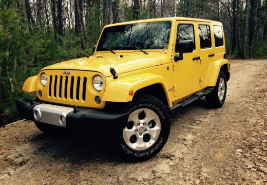On the Road Review: Jeep Wrangler Unlimited Sahara