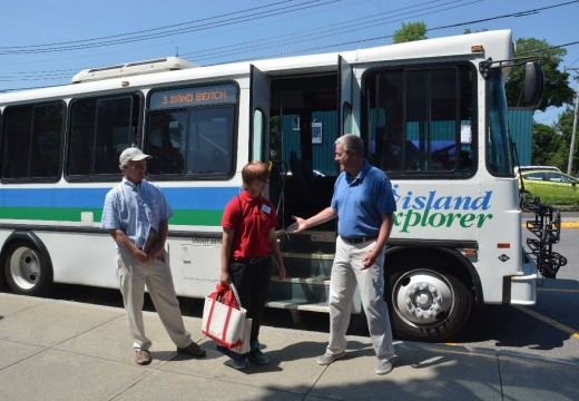 Buses will run more often on fewer routes