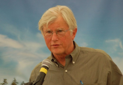Shaw to discuss ocean conservation