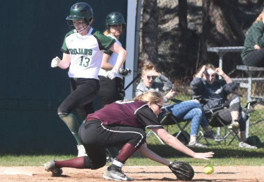 Softball falls to Hermon