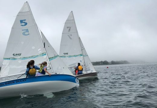 Whitehouse siblings, Graham win Junior Invitational regatta