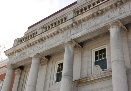 Hancock County Court July 1 to July 31