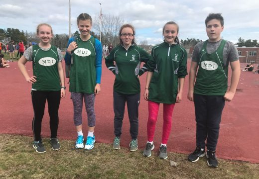 Cranberry Isles: Track team finishes strong