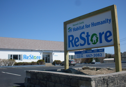 Habitat's ReStore in Ellsworth to close
