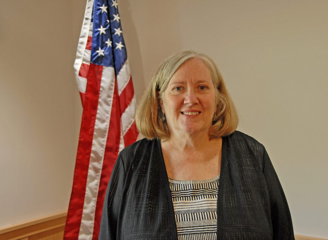 Meet Town Manager and Town Clerk Cathy Carruthers - Mount