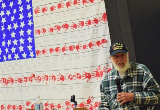 Teaching the meaning of Veterans Day