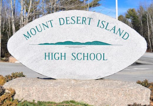 Mount Desert Island High School welcomes the class of 2024
