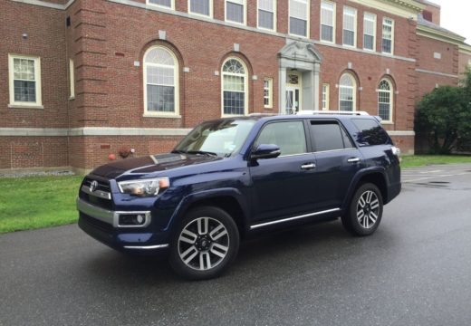 On the Road Review: Toyota 4Runner Limited