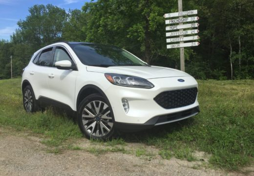 On the Road Review: Ford Escape Titanium