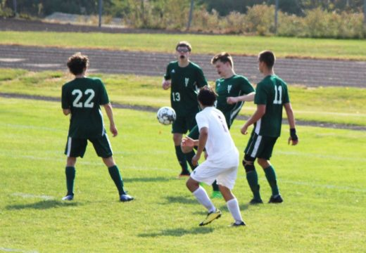 MDI boys' soccer team unbeaten; girls fall to 0-3