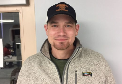 Gilley brings experience to harbormaster job