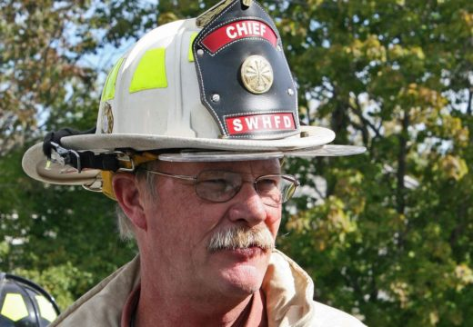 Former fire chief did a lot for the town