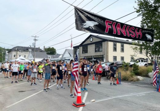 104 compete in 43rd Northeast Harbor Road Race